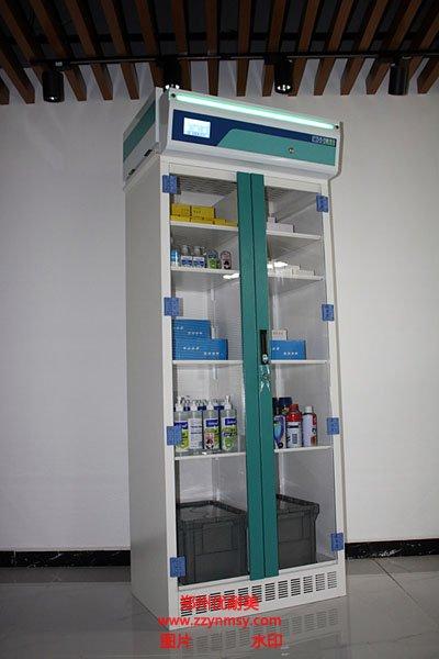 无管道净气型药品柜的特点有哪些?